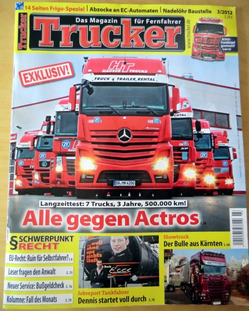 Covertrucker