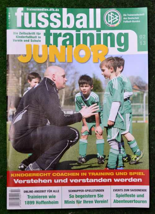 coverfußballtraining
