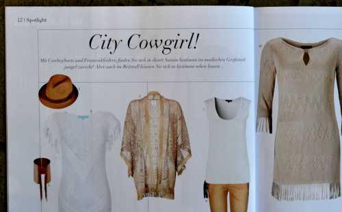 Modeseite: Equistyle kombiniert Mode und Pferdesport.