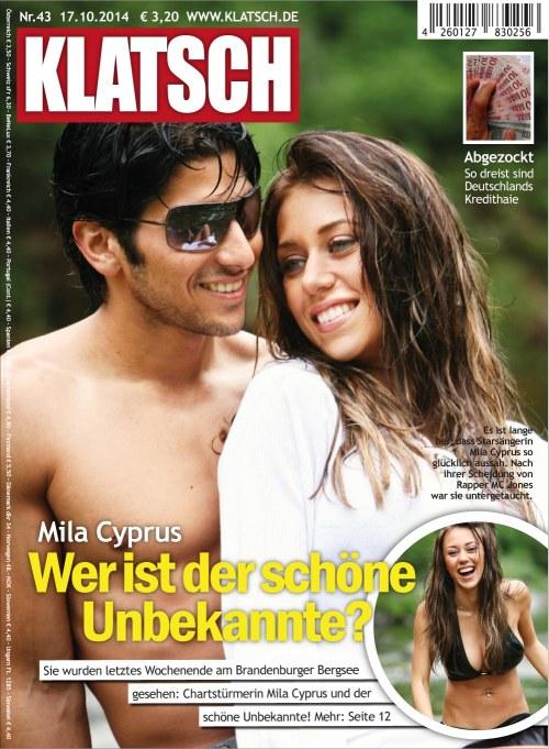 """Cover des Magazins """"Klatsch"""": Nur in der GZSZ-Welt auf dem Markt (Foto: Ufa)"""