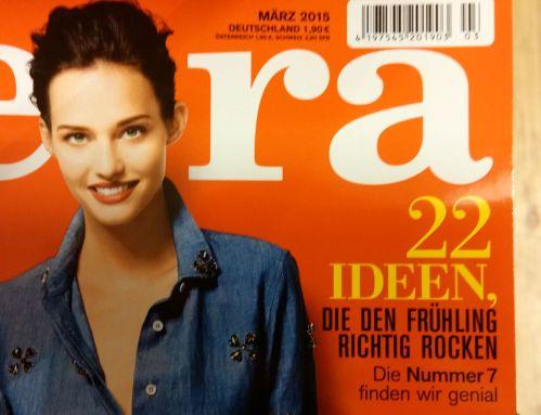 Cover der aktuellen Petra-Ausgabe: 22 Ideen, die den Sommer richtig rocken