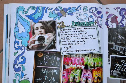 Ausgehtipps für Amsterdam: Bin ich hier im Poesiealbum gelandet?
