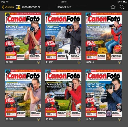 Cover des Fachmagazins