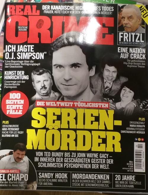 silber - real crime serienmörder