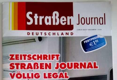 straßen journal
