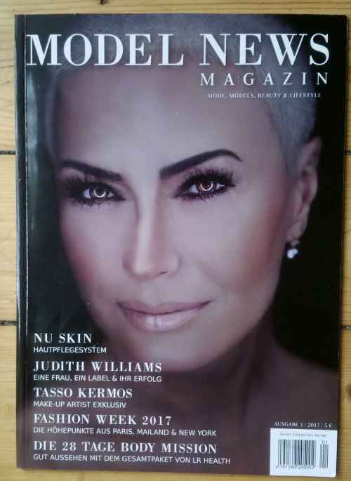 top model magazin